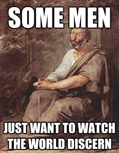 Credit to St. Peter's List of 60 Philosophy Memes