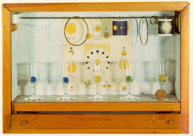Joseph Cornell, Untitled (Solar Set)