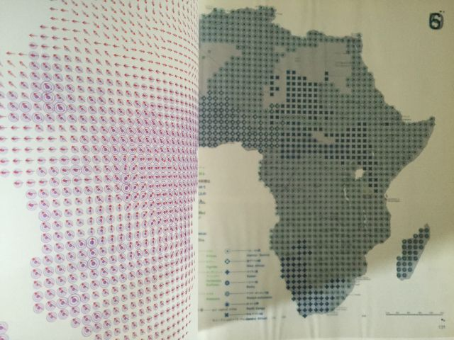experimental digital map of Africa, layer two